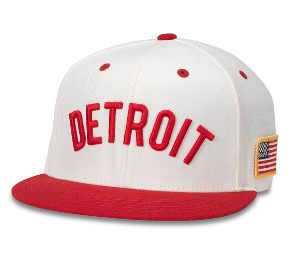 United - Detroit Red Wings Snapback Hat