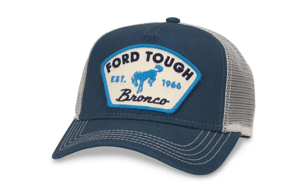 Ford Bronco Mesh Hat - Detroit Historical Society