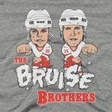 BRUISE BROTHERS - T-Shirt Bob Probert Joey Kocur