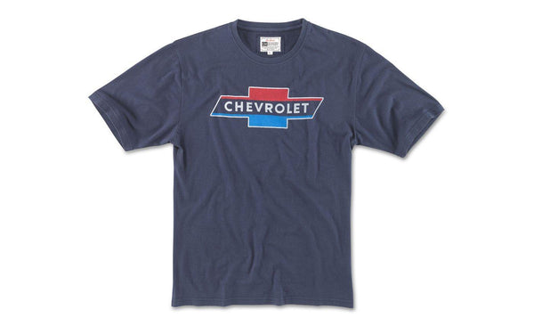 Chevrolet Brass Tacks t-shirt by Red Jacket - Detroit Historical Society