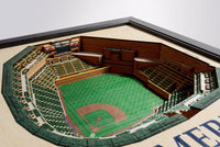 DETROIT TIGERS 25-LAYER STADIUMVIEWS 3D WALL ART - COMERICA PARK