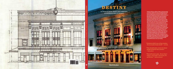 Destiny 100 years of music, magic, and community at orchestra hall in Detroit - Detroit Historical Society
