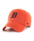Detroit Tigers Orange Hat