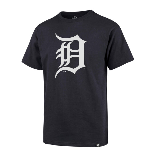 Detroit Tigers Midnight Fall Navy Imprint Super Rivals Tee - Kids