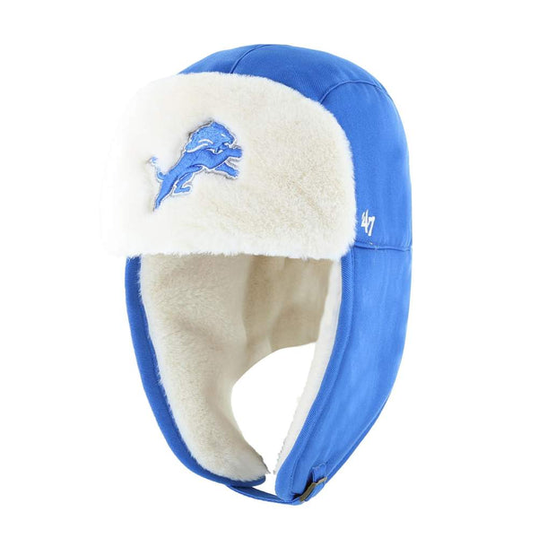 DETROIT LIONS '47 TRAPPER Winter hat