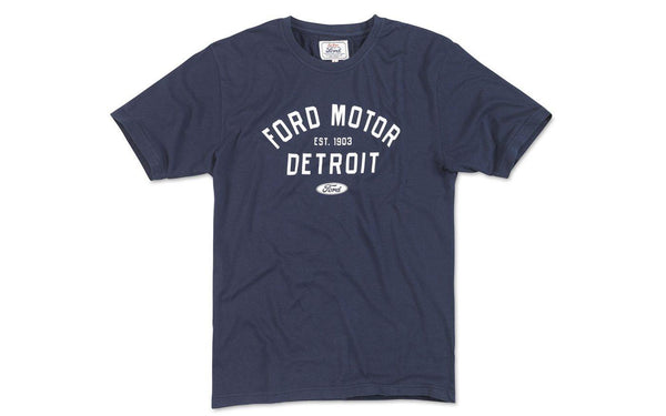 Ford Brass Tacks T-shirt - Detroit Historical Society
