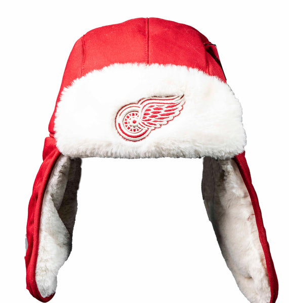 47 BRAND TRAPPER KNIT HAT - DETROIT RED WINGS - ADULT