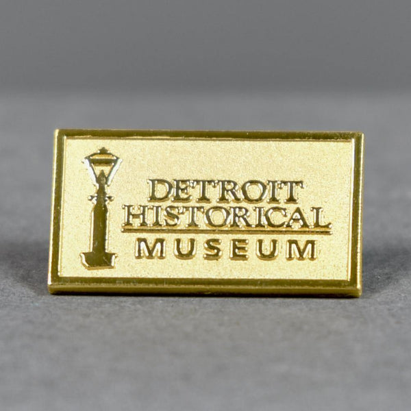Detroit Historical Museum Pins DHM - Detroit Historical Society