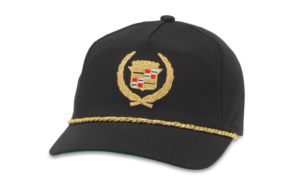 Cadillac Hat Gold Rope - Detroit Historical Society