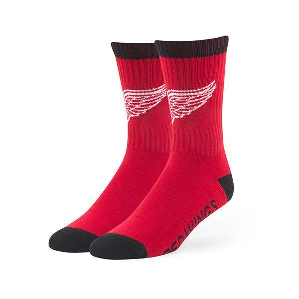 Detroit Red Wings Socks - Detroit Historical Society