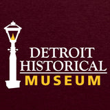 Detroit Historical Museum T-Shirt - Heather Maroon - Detroit Historical Society