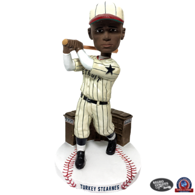 Turkey Stearnes Bobblehead