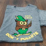WOODSY THE OWL - GIVE A HOOT T-Shirt