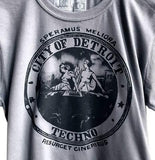 City of Detroit Techno T-Shirt