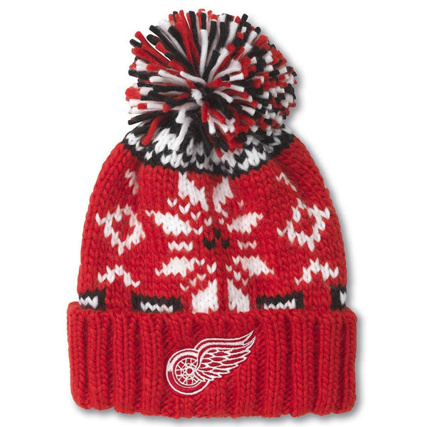 American Needle Breezy Detroit Red Wings Knit - Detroit Historical Society