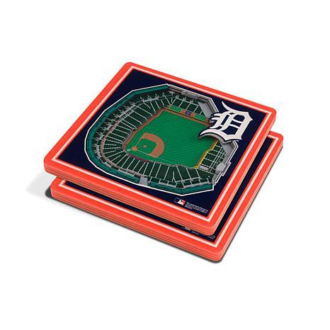 Detroit Tigers Coasters