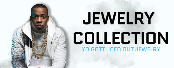 Yo Gotti Iced Out Jewelry Collection