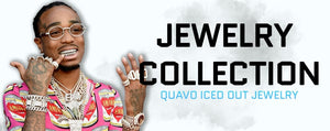 Quavo Iced Out Jewelry Collection