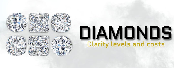 Clarity levels and costs VVS Diamonds
