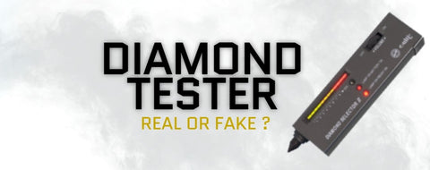 Diamond Tester : How to distinguish Real and Fake Diamonds?