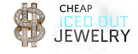ICED OUT JEWELRY FOR CHEAP !