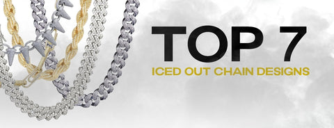 TOP 7 ICED OUT CHAIN DESIGNS