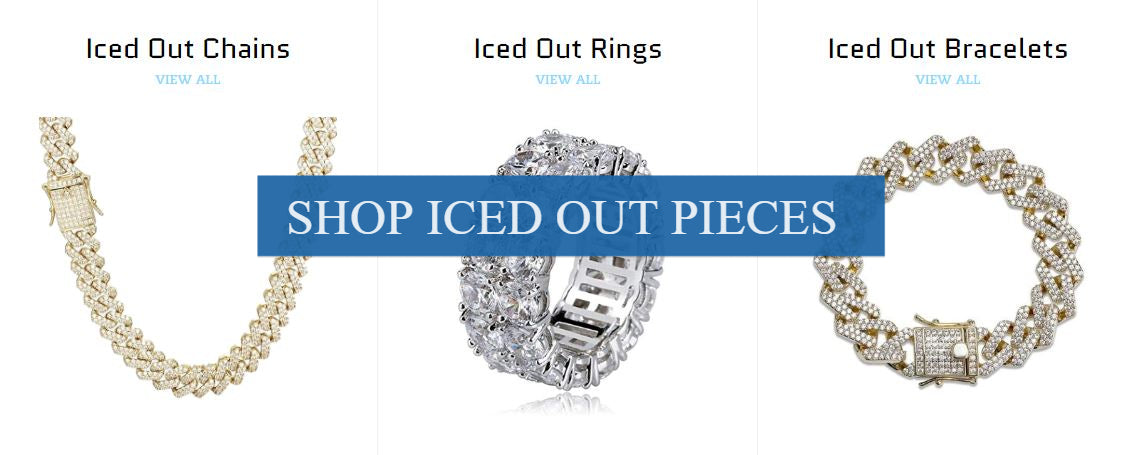 Shop Iced Out Jewelry