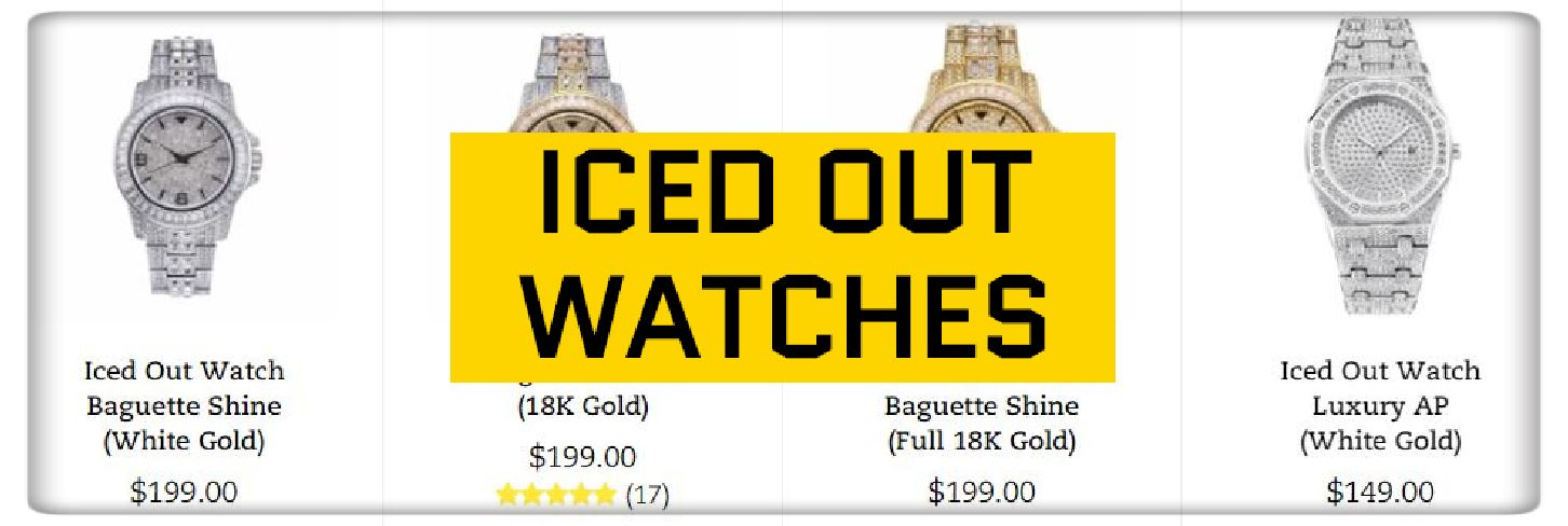 iced-out-watches