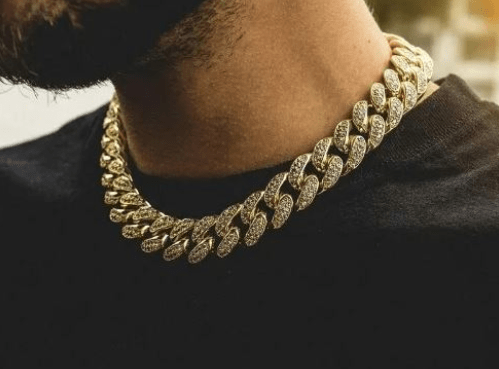 Iced Out Chain