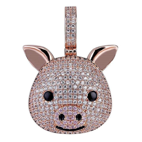 Iced Out Pig