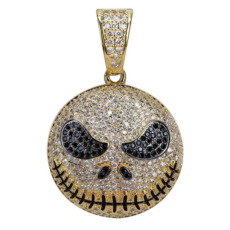 Iced Out Skellington