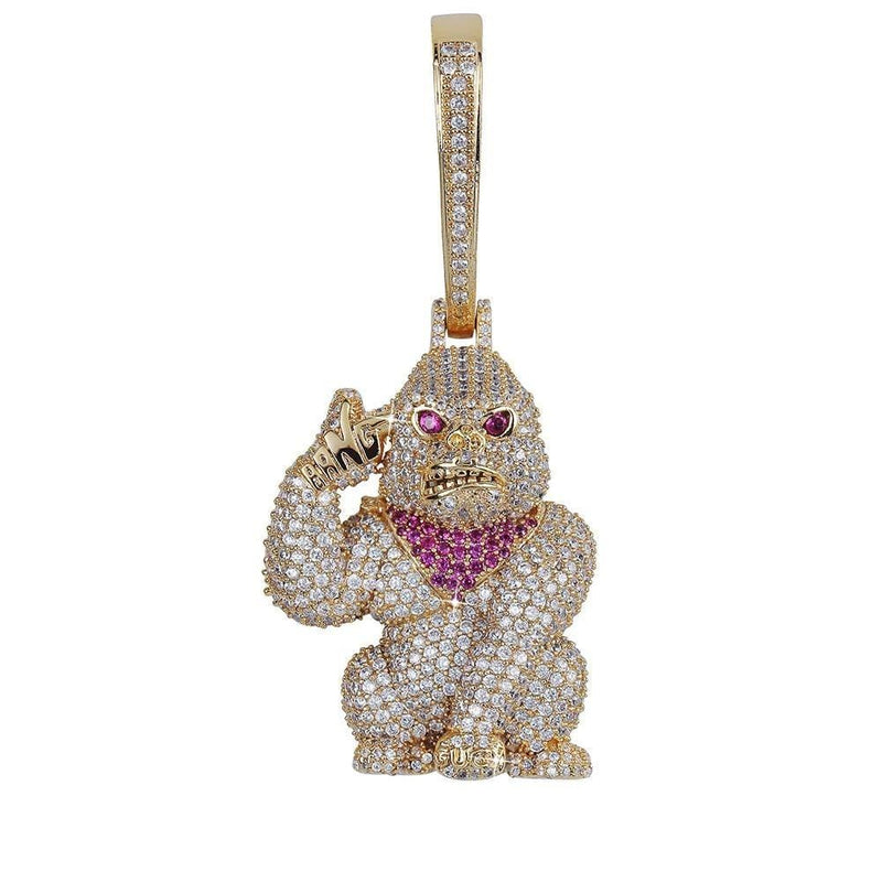 Iced Out Gorilla