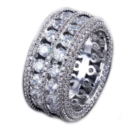 2 Row Bling Ring