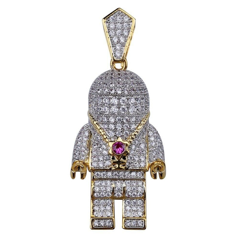 Iced Out Astronaut