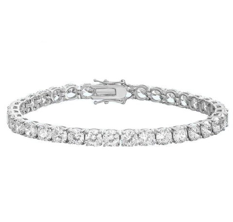 Iced Out Tennis Bracelet