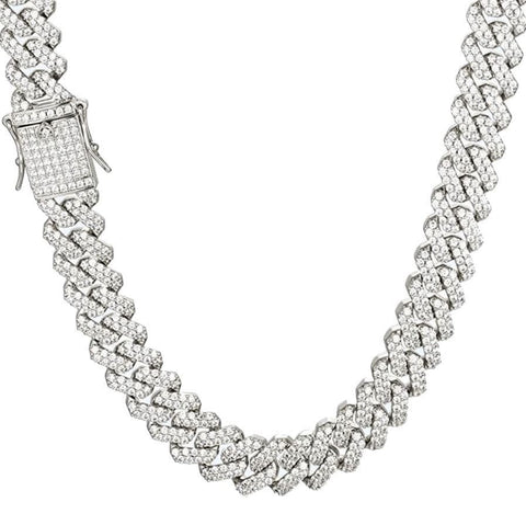 Prong set chain