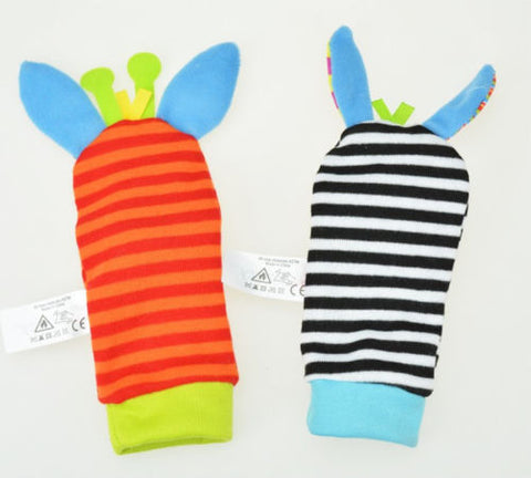 Wrist Rattle and Foot Socks