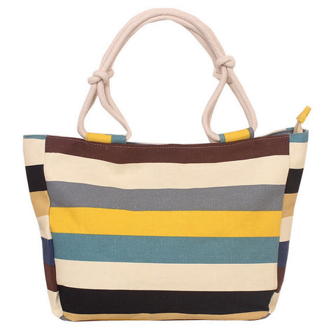 Image of Canvas Shoulder Bag