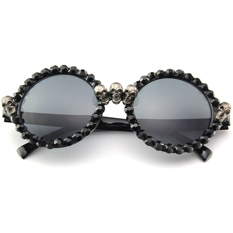 Vintage Black Sun Glasses