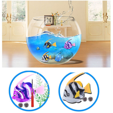 Cats Fish Toy