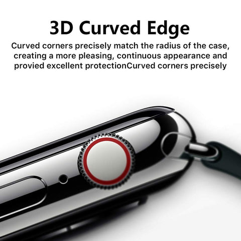 Image of 3D Curved Edge HD Tempered Glass