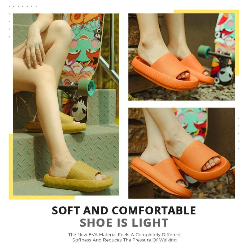 Quick-drying Thickened Non-slip Sandals