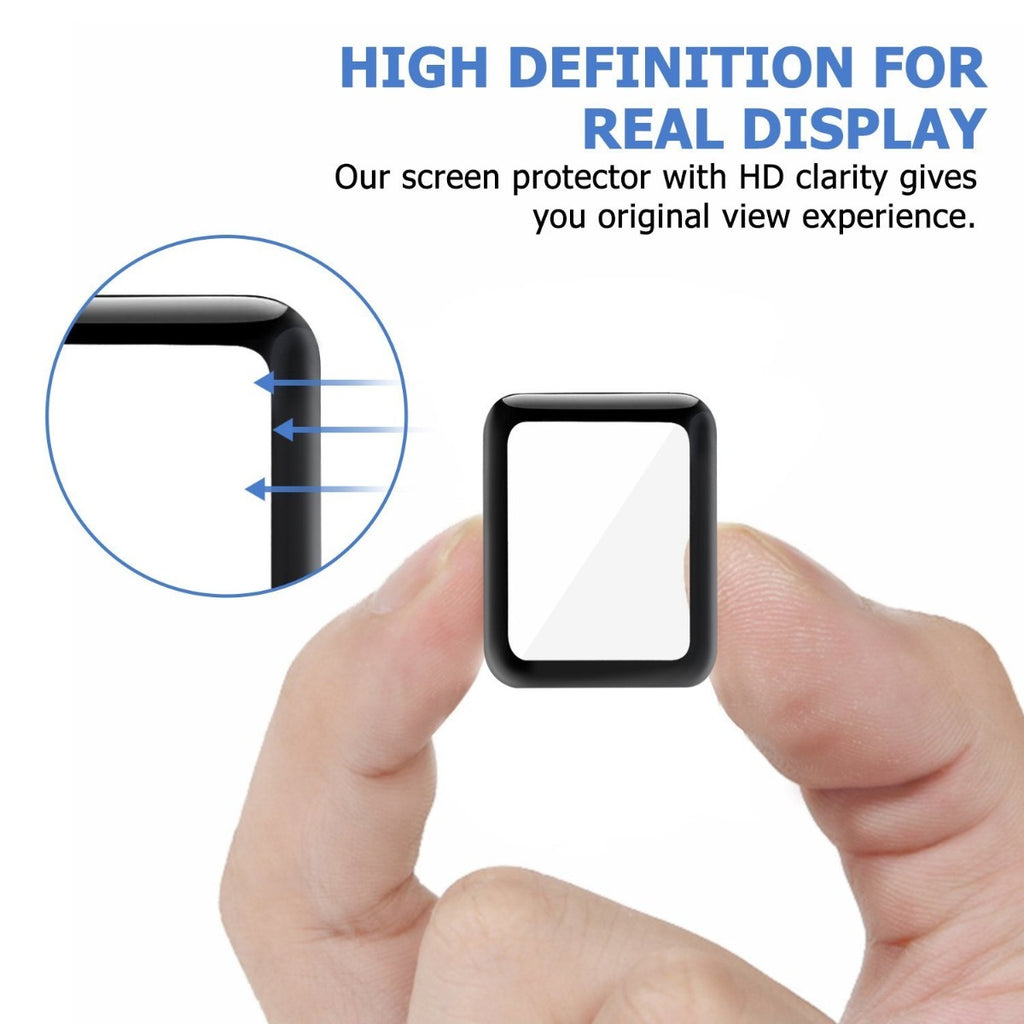 3D Curved Edge HD Tempered Glass