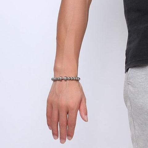 Image of Dumbbell Bracelet