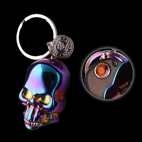 USB Rechargeable Keychain Lighter