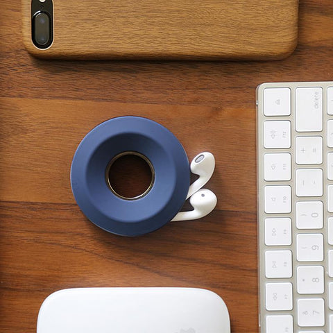 Donut Magnet Cable Holder