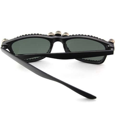 Image of Vintage Black Sun Glasses