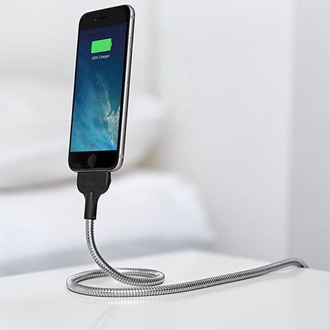 Image of Flexible Smartphone Dock & Charging Cable