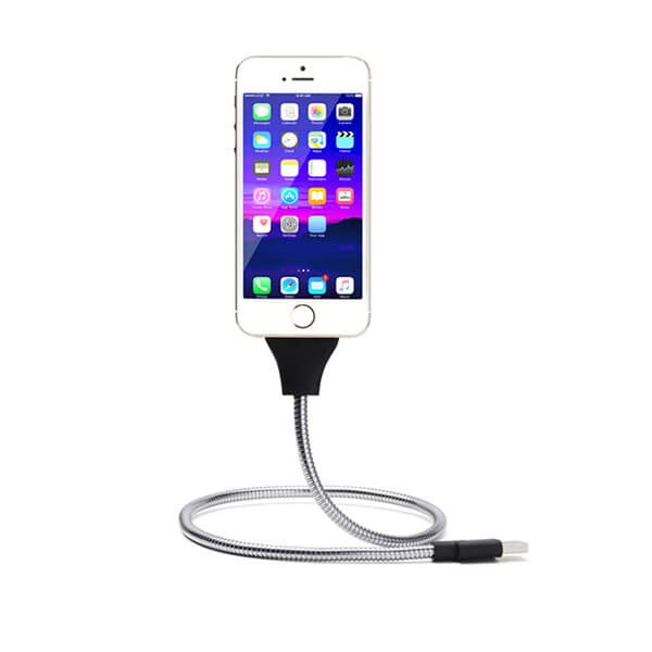 Flexible Smartphone Dock & Charging Cable