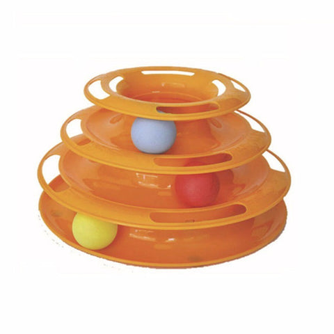 Image of Triple Play Disc Cat Toy